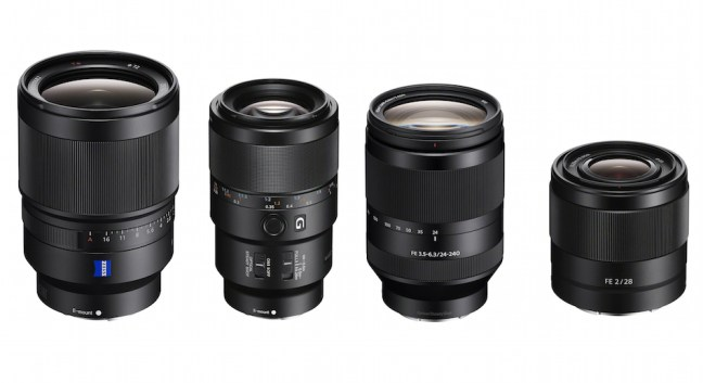 new-sony-fe-lenses-available-for-pre-order-at-amazon-us