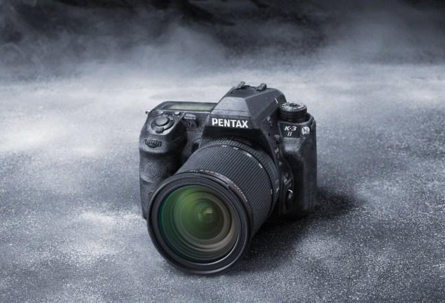 Pentax-K-3-II-DSLR-camera