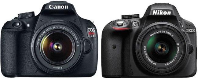canon-1200d-vs-nikon-d3300-comparison