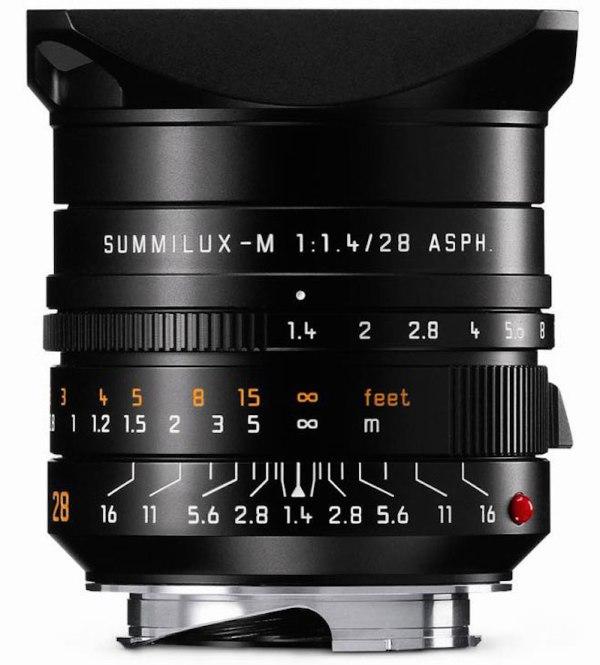 Leica-Summilux-M-28mm-f1.4-ASPH-lens-M-mount
