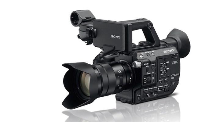 Sony-PXW-FS5