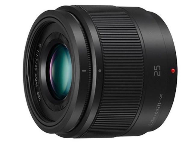 panasonic-announces-lumix-g-25mm-f1-7-asph-lens