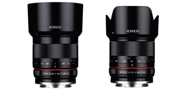 rokinon-announces-21mm-f1-4-and-50mm-f1-2-lenses-for-mirrorless-cameras