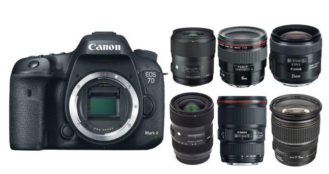 best-canon-eos-7d-mark-ii-lenses