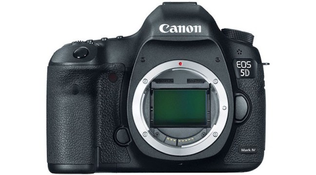 Canon EOS 5D Mark IV Announcement in Late April, 2016