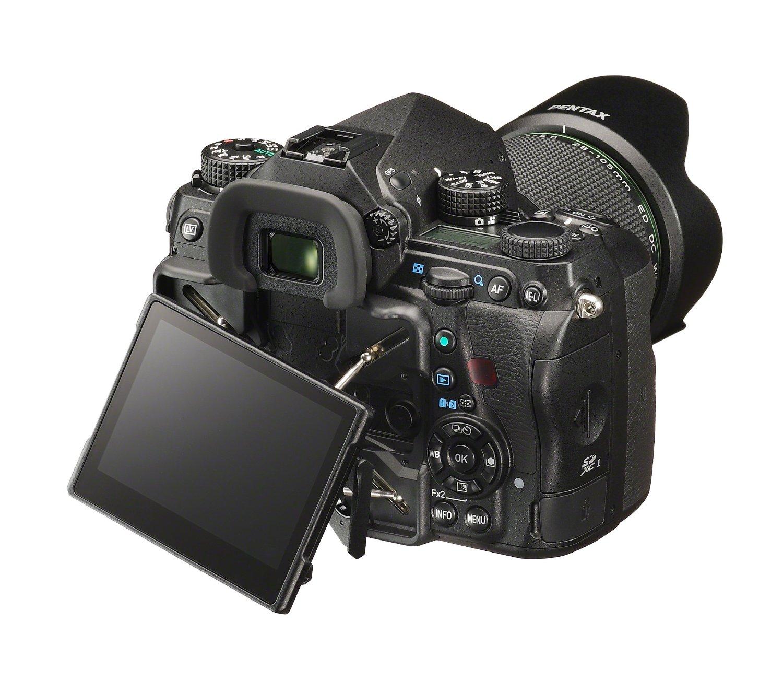 Pentax K-1 Full Frame DSLR Camera Announced with 36MP Sensor