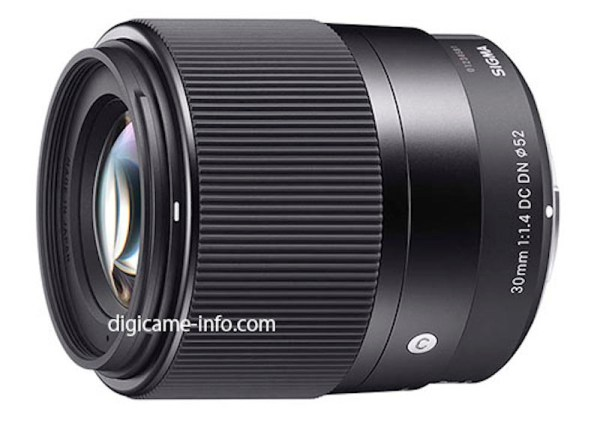 sigma-30mm-f1-4-dc-dn-contemporary-lens-specs-and-images-leaked