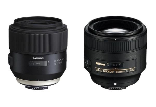 tamron-sp-85mm-f1-8-di-vc-usd-vs-nikon-af-s-85mm-f1-8g-comparison