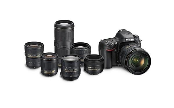 Best Nikon D610 Lenses