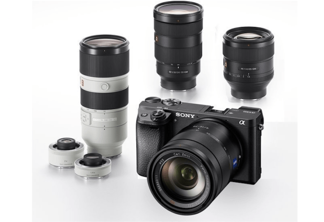 Recommended Sony A6300 Lenses