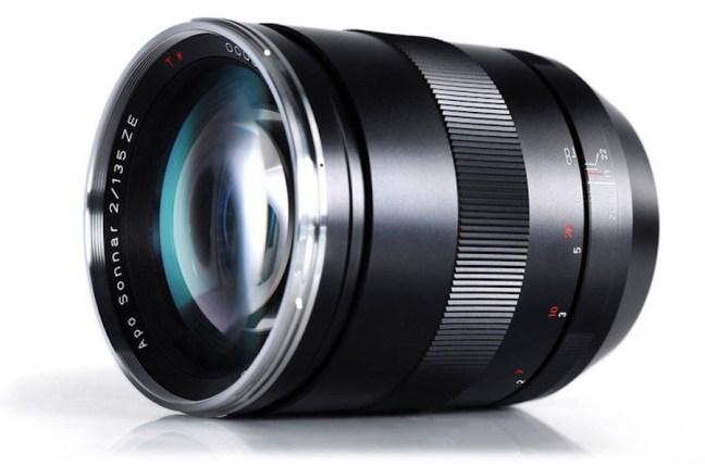 Zeiss Milvus 135mm f/2 Apo Sonnar Lens Coming Soon