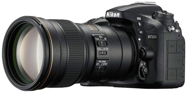 Nikon D7200 Firmware Update Version 1.01 Released