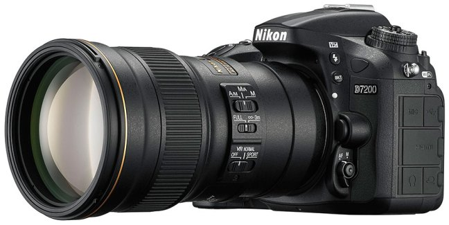 Nikon D7200 Firmware Update Version 1.01 Released