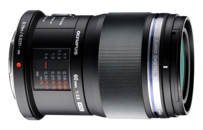 Olympus 30mm macro lens to be announced in 2016