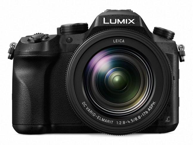 Panasonic FZ2500 bridge camera officially announced