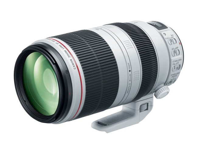 Canon EF 200-600mm f/4.5-5.6 IS USM Lens Coming at CP+ 2017