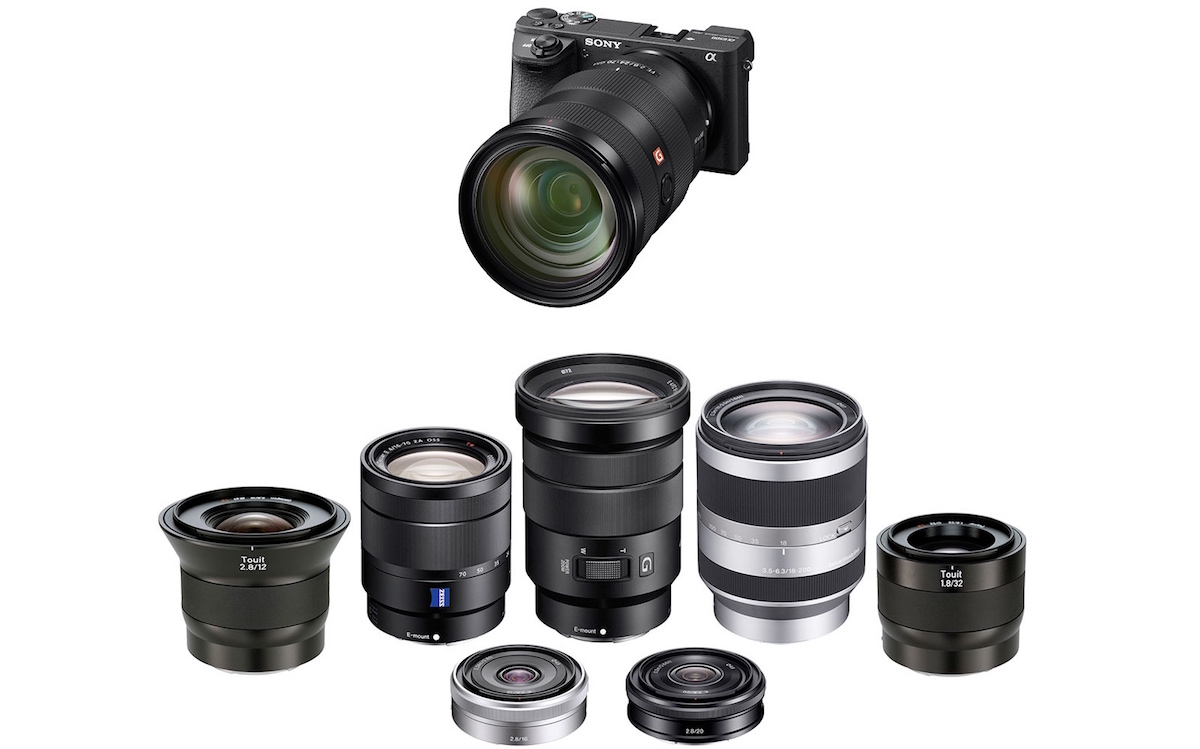 Best and Recommended Sony A6500 Lenses - DCN