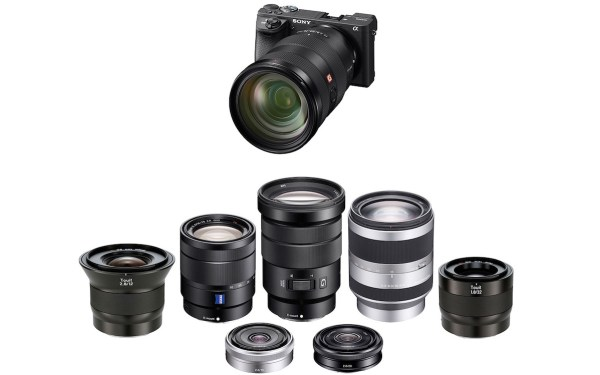 Best Sony A6500 lenses For Recommendation