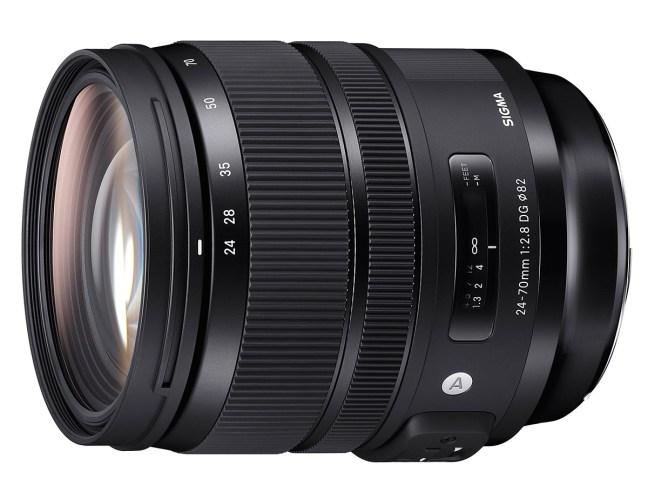 Sigma 24-70mm F2.8 DG OS HSM Art Lens Reviews, Samples