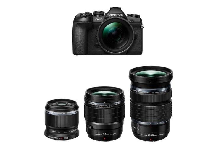 Best Olympus OM-D E-M1 Mark II lenses For Recommendation