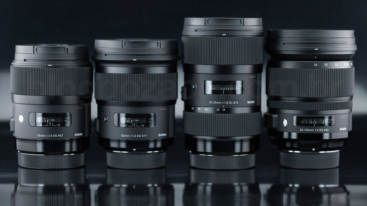 Sigma 14mm f/1.8 and 135mm f/1.8 ART Lenses Coming in 2017 - Daily ...