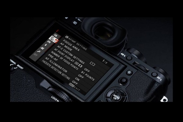 Fujifilm X-T2 Firmware 4.10 and X-H1 Firmware 1.10 Released