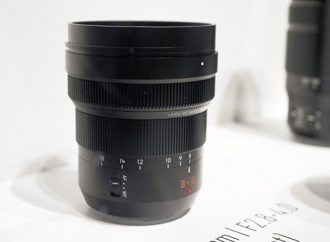 Panasonic 8-18mm f/2.8-4.0 lens and TZ90 camera coming on April 19
