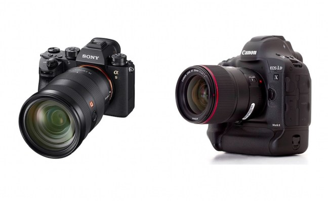 Differences Between the Sony A9 vs Canon 1D X II Cameras