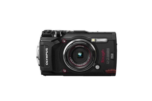 Olympus TG-5 specs and images leaked online