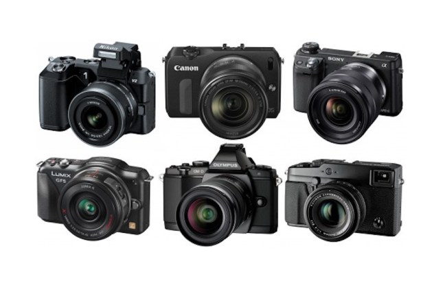 Best Mirrorless Cameras 2017