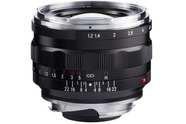 Voigtlander announces NOKTON 40mm f/1.2 lens for Leica M-mount