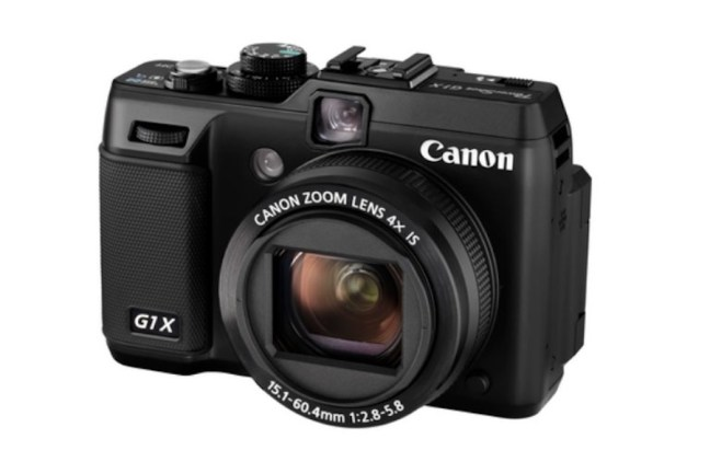 Canon PowerShot G1 X Mark III price to be around $1,200