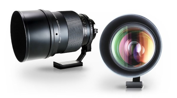 Mitakon 135mm f/1.4 lens now available for different Mounts