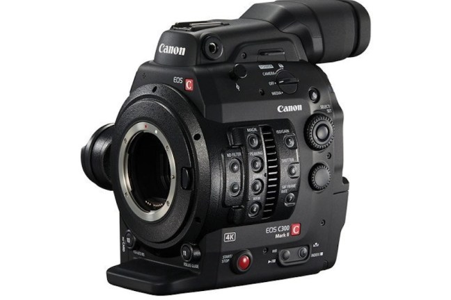Canon EOS C300 Mark III to be Announced at NAB 2018
