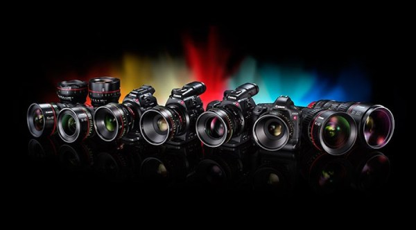 Canon Cinema EOS C900 Coming in 2018 with 6K?