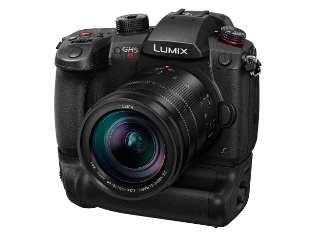 Panasonic GH5s camera officially announced