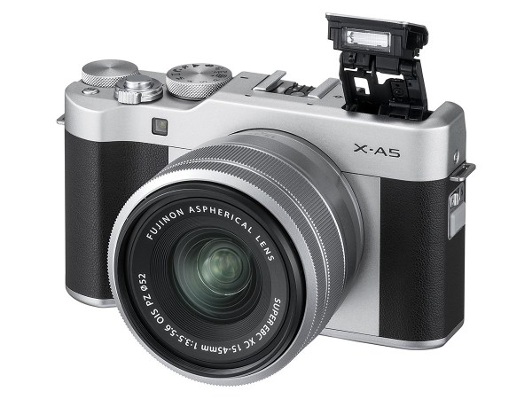 Fujifilm X-A5, X-A3, And X-A20 Firmware Updates Released