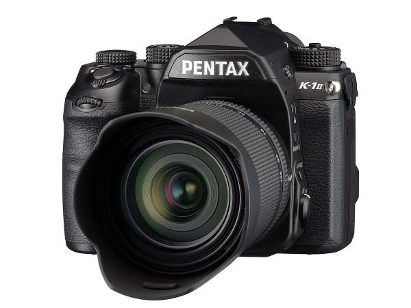 Pentax K-1 Mark II Firmware Update Ver1.02 Released