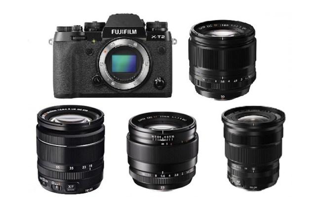 Best Lenses for Fujifilm X-T2 in 2018