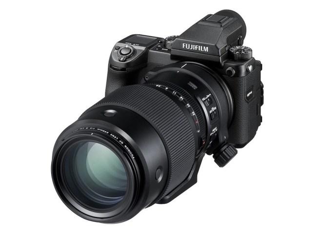 Fujifilm GF 250mm F4 R LM OIS WR lens officially announced