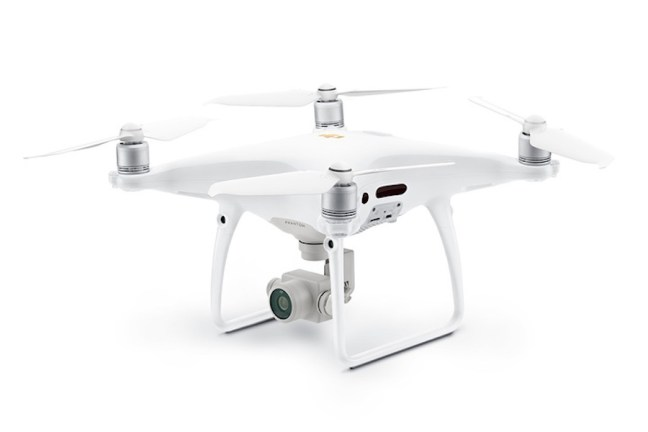 DJI Phantom 4 Pro V2.0 Drone Announced, Price $1,499