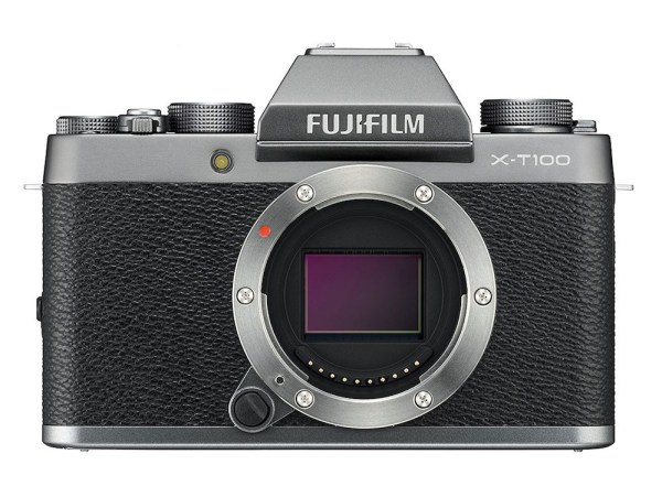 Fujifilm X-T100 camera officially announced, price $599