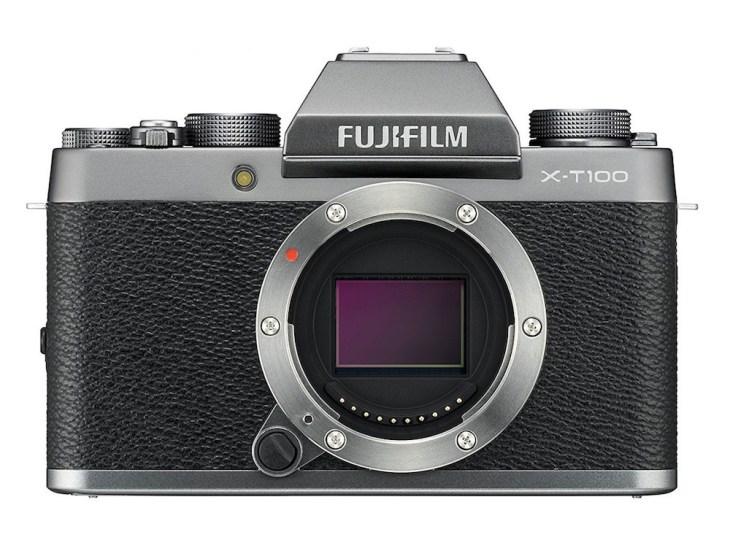 Fujifilm X-T100 camera officially announced, price $599