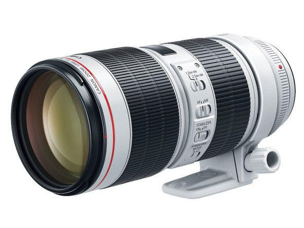 Canon EF 70-200mm f/2.8L IS III USM lens officially announced