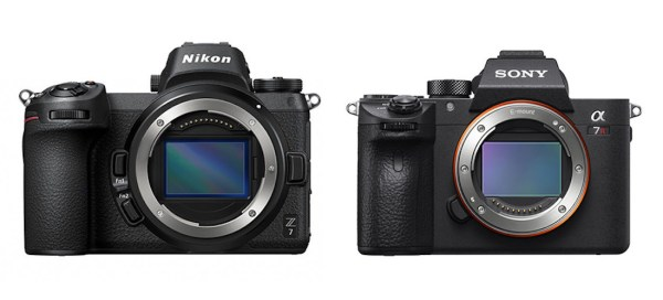 Nikon Z7 vs Sony a7R III – Specs Comparison