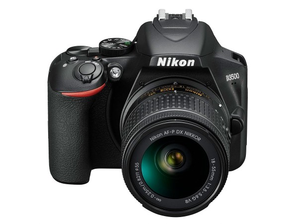 Nikon D3500 DSLR Camera Officially Announced