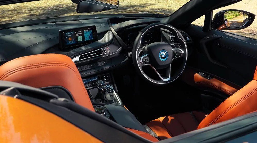 Bmw I8 Roadster Revealed The Hybrid Supercar Powered By A Mini