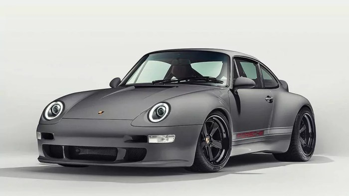 Gunther Werks, Porsche 993 Project, dailycarblog.com