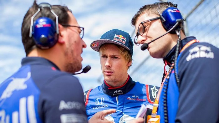 Brendon Hartley Shitted on by Red Bull, dailycarblog.com