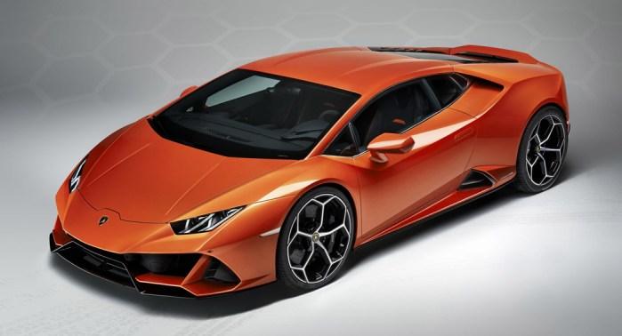 Lamborghini Huracan, 2020 Facelift, dailycarblog.com